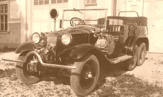 AS Tatra 72 - 1934
