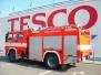 Nadační fond Tesco podpořil naše hasiče