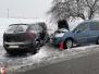 Dopravní nehoda - 10. 2. 2021