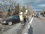 Dopravní nehoda tří vozidel - 26. 2. 2020