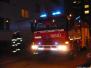Požár sklepa - 18.3.2008