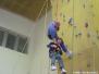 Lezecká stěna Kopřivnice - 29.3.2008