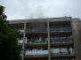 Požár kuchyně - 24.5.2008