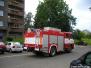 Požár výškové budovy - 18.7.2008