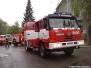 Požár  Ženklava - 15.9.2008