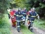 Taktické cvičení Veřovice - 2.10.2008