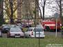 Požár bytu - 1.11.2008