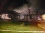 Požár nízké budovy - 5.11.2008