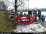Dopravní nehoda - 1. 3. 2009