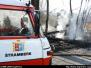 Požár stodoly - 24. 3. 2009
