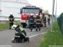Taktické cvičení - ČEPRO Sedlnice, 27. 4. 2009