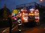 Požár chatky - 6. 6. 2009