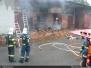 Požár odpadu - 9. 6. 2009