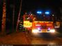 Požár sena - 11. 8. 2009