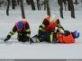 Výcvik na zamrzlé hladině