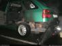 Požár automobilu - 25. 1. 2009