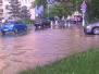 Čerpání vody - 24. 5. 2010