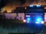 Požár zemědělského objektu - 4. 7. 2010