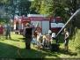 Ukázka zásahu, zábavné odpoledne - Rybí, 21.8. 2010