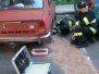 Únik benzínu - 21. 9. 2010