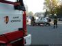 Požár automobilu - 2. 10. 2010