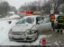 Dopravní nehoda - 29. 11. 2010