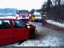 Dopravní nehoda - 20. 12. 2010