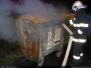 Požár kontejneru - 16. 1. 2011