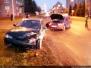 Dopravní nehoda - 7. 2. 2011