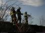 Požár porostu - 14. 3. 2011