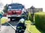Požár RD - Hájov, 20. 4. 2011