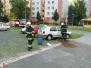 Únik oleje - 15. 7. 2011