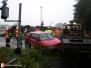 Železniční nehoda - 26. 7. 2011