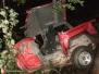 Dopravní nehoda, Bíla hora - 1. 8. 2011