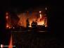 Požár seníku - 19. 8. 2011