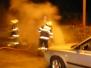 Požár kontejneru - 4. 9. 2011