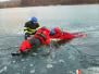 Výcvik na vodě - zima 2012