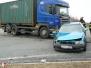 Dopravní nehoda - 2. 3. 2012