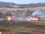 Požár trávy, Ženkalava - 17. 3. 2012