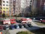 Požár bytu - 17. 3. 2012
