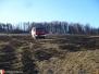 Požár trávy, Lichnov - 17. 3. 2012