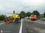 Dopravní nehoda OA a chodec - 28. 6. 2012