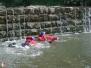 Výcvik na jezech - 1. 8. 2012