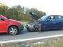 Dopravní nehoda, Vlčovice - 18. 10. 2012