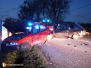 Dopravní nehoda, Ženklava - 31. 10. 2012