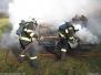 Požár 2 x OA - 28. 11. 2012