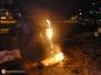 Požár kontejneru - 9. 12. 2012