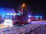Požár stodoly - 19. 1. 2013