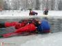 Výcvik na zamrzlé hladině - 24. 1. 2013