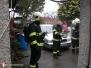 Požár sklepa - 2. 2. 2013